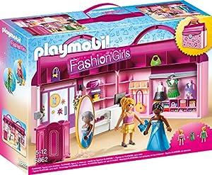 PLAYMOBIL 6862 - Modeboutique zum Mitnehmen