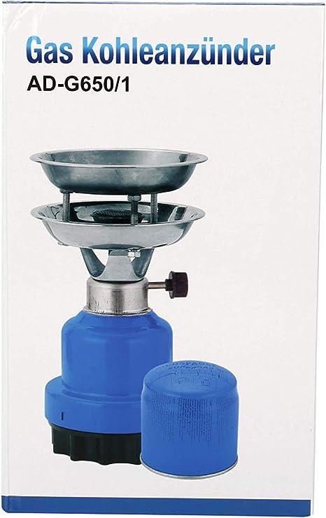Shov Imex - Hornillo de Gas para Shisha (butano, 4 Gases ...