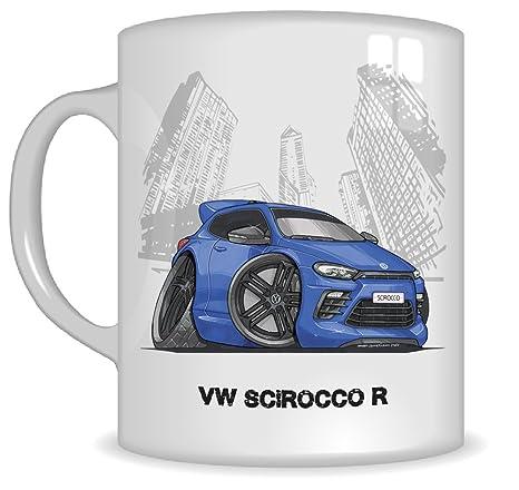 Regalos de Koolart k3323-mg dibujos animados de VW Scirocco ...