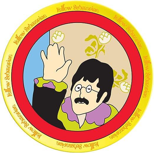 alpha-ene.co.jp Dinner Plate Set Vandor 73237 Beatles Yellow ...