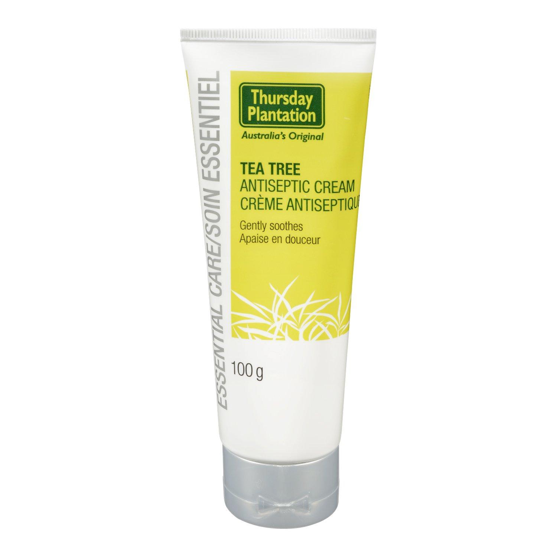 Thursday Plantation Tea Tree Antiseptic Cream 100g Abundance Naturally Ltd.