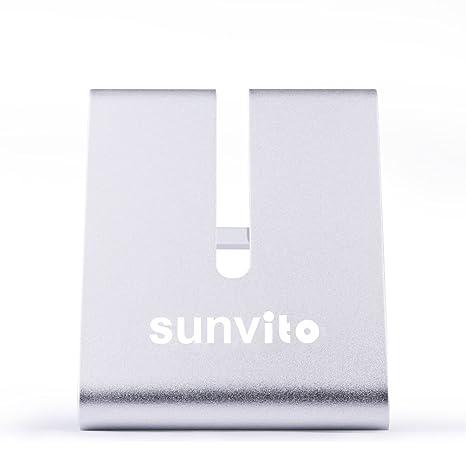 Sunvito Portable Universal aluminio Metal soporte mesa soporte de ...