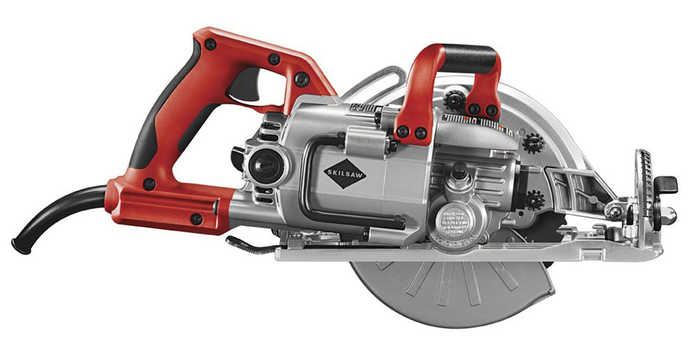 worm drive skill saw. skilsaw spt77wml-01 15-amp 7-1/4-inch lightweight worm drive circular saw - power saws amazon.com skill