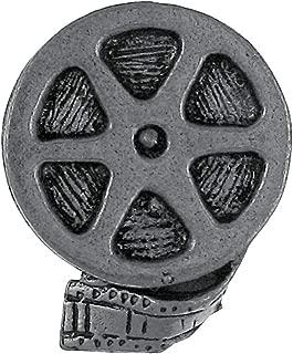 product image for Jim Clift Design Film Reel Lapel Pin