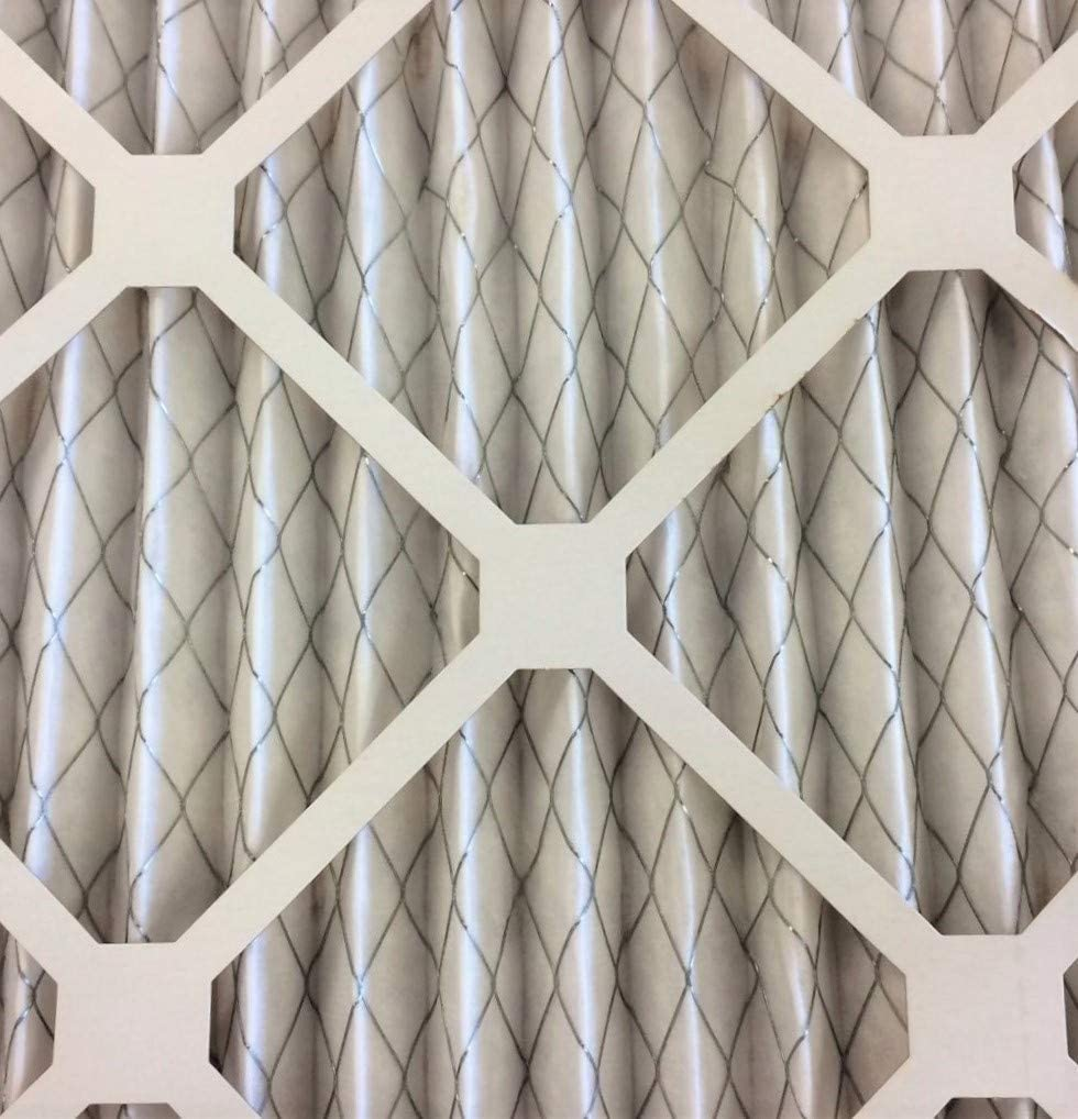 Airflow Products 14x14x1 MERV 13 High Efficiency Pleated Home Air Filter 12 Pack