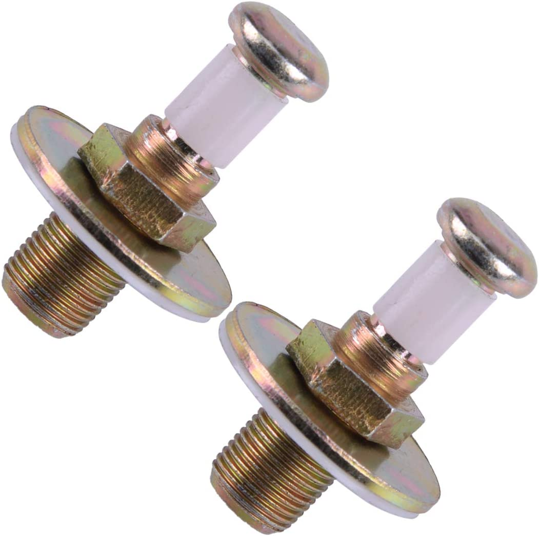 beler 2 St/ück T/ür Touch Latch Lock Lock Schlie/ßblech Schlie/ßblech Pin