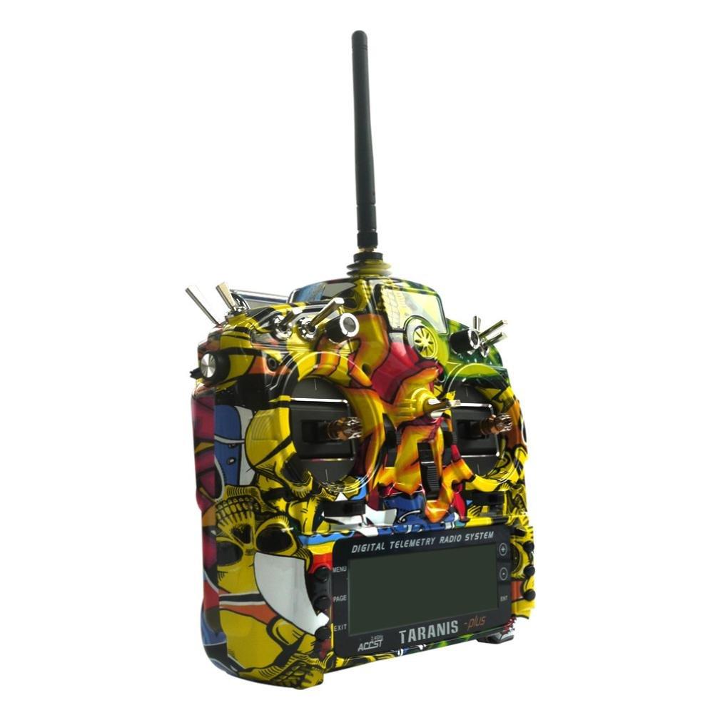New FrSky Taranis X9D Plus SE 2.4G 16CH Transmitter w/ M9 Sensor Wat for RC Model ,Nacome (D) by Nacome