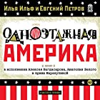 American Road Trip Audiobook by Ilya Ilf, Evgeny Petrov Narrated by Anatoliy Beliy