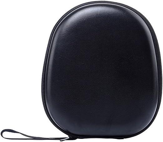 Ramingt-Home Auriculares Estuche Oxford Bolsa de Almacenamiento de Tela Negro Auriculares Auriculares Bolsa de Almacenamiento Multifuncional de Alta Capacidad Viajes Llevar Bolsa de Almacenamiento: Amazon.es: Hogar