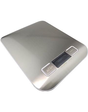 JJOnlineStore-GB vendite   moderno in acciaio INOX Slim digitale LCD  bilancia elettronica 8478914fde5e