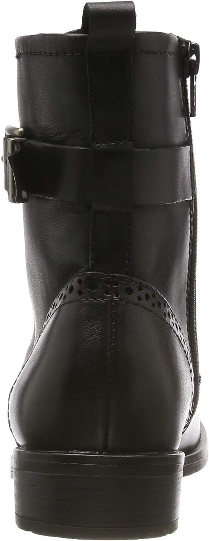 Jana 100% comfort Damen 8-8-25100-23 Stiefeletten Schwarz Black 001