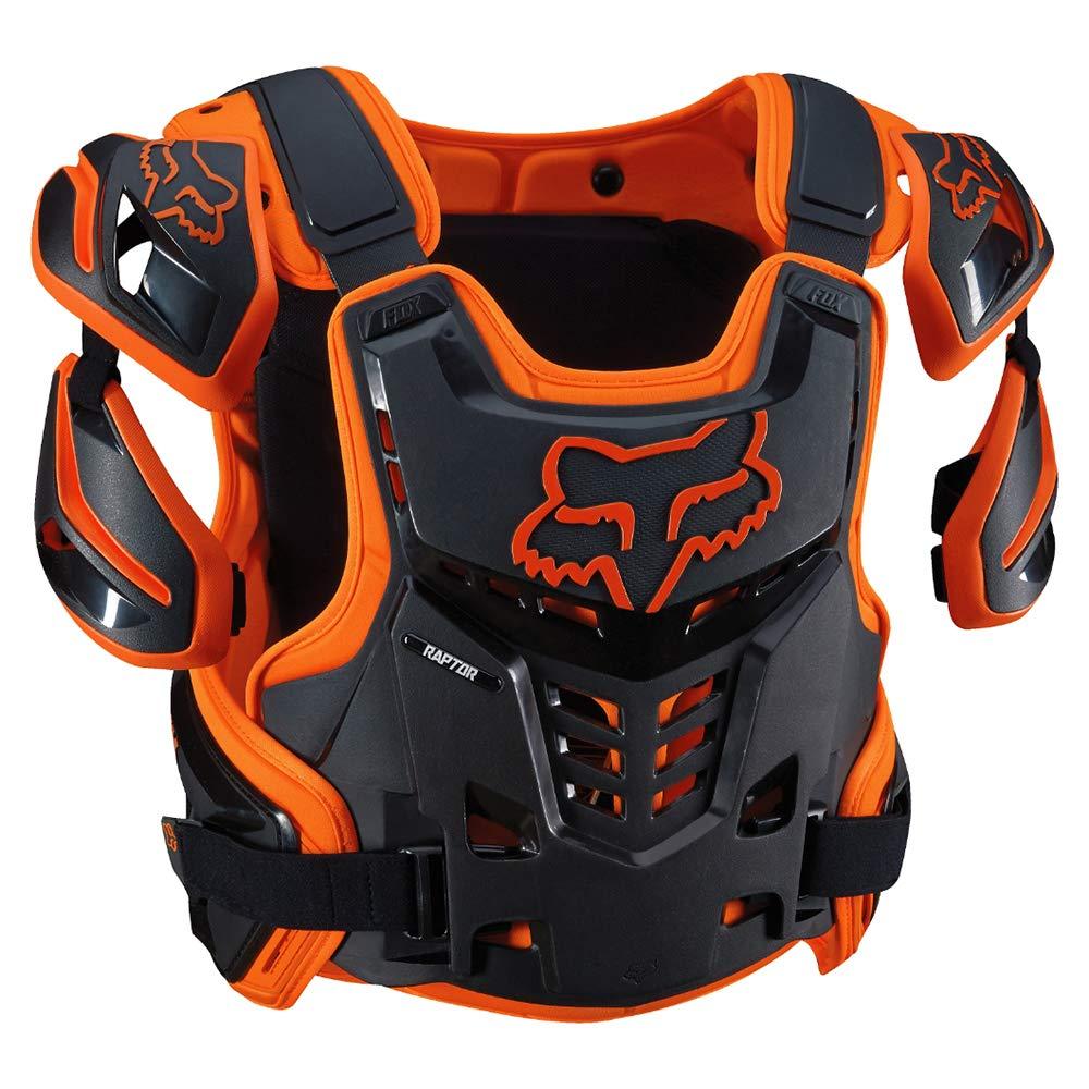 Fox Racing Adult Raptor Vest-Orange-S/M by Fox Racing