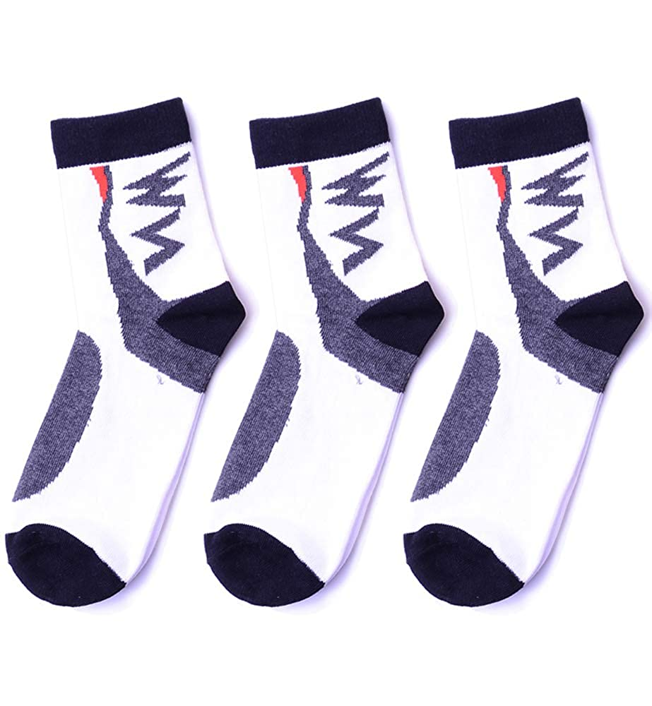 ETLieren Mens Compression Socks for Cycling,Hiking,Football,Running,Multi 3//4//5 Pairs