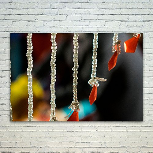 Westlake Art Necklace Jewelry - 12x18 Poster Print Wall Art - Modern Picture Photography Home Decor Office Birthday Gift - Unframed 12x18 Inch (240A-410E5)
