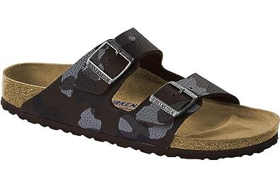 671df3412422b6 BIRKENSTOCK Herren Arizona SFB Sandalen braun  Amazon.de  Schuhe ...
