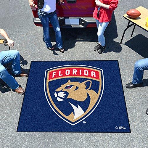 - FANMATS NHL Florida Panthers Nylon Face Tailgater Rug