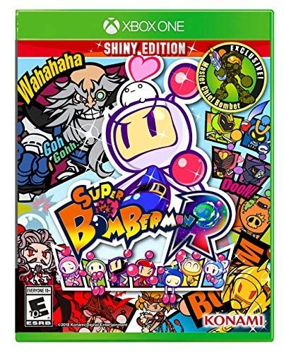 Super Bomberman R - Xbox One Shiny ()