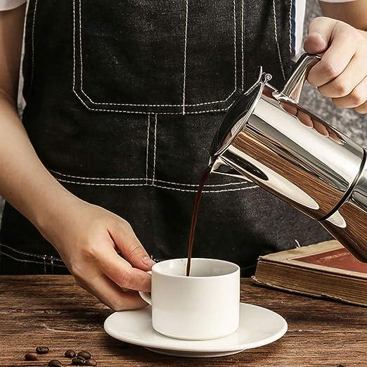 Espresso Maker Cafeteras Italianas Moka Pot Cafeteras ...