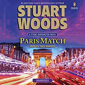 Paris Match Audiobook