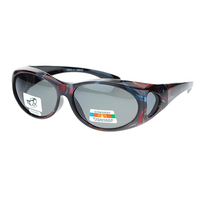 Amazon.com: Gafas polarizadas de bloqueo de brillo para ...