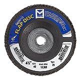Mercer Industries 338H040 SkillPro Zirconia Flap