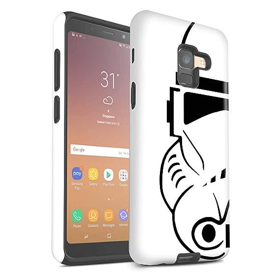 Amazon com: eSwish Matte Tough Shock Proof Phone Case for Samsung