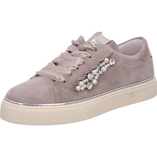Alpe Woman Shoes Zapatillas de Piel Para Mujer: Amazon.es: Zapatos y complementos