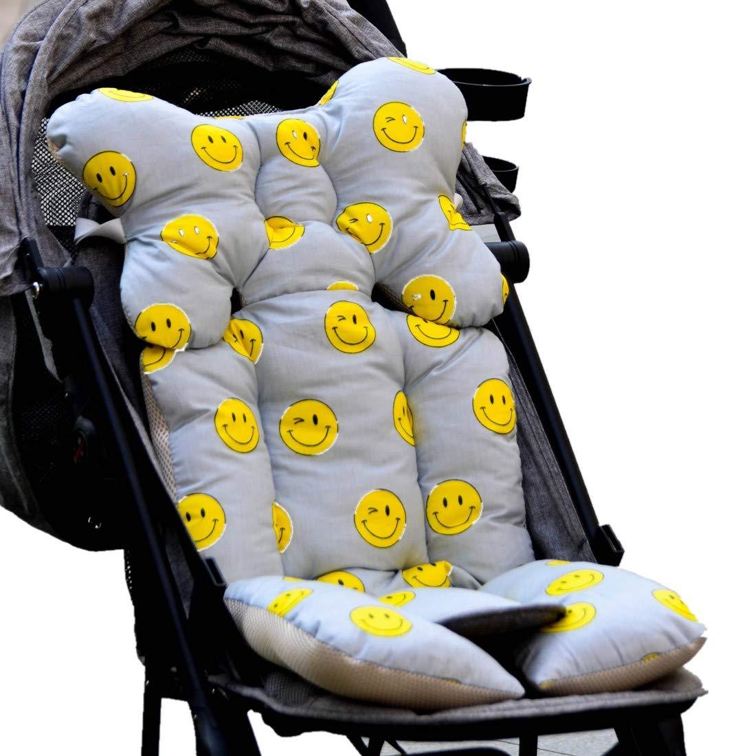 per tutte le stagioni per seggiolino auto passeggino /passeggino cuscino sostegno Baby cotone ultra morbido cuscino riduttore per passeggino Famyfirst bambini passeggino cuscino imbottitura/