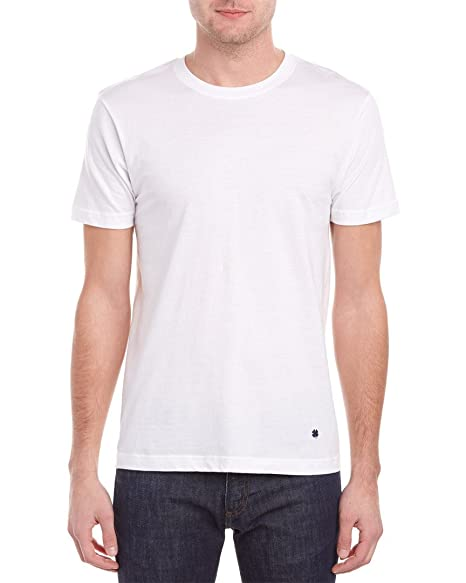 Lucky Brand Men s Three-Pack Crew T-Shirt at Amazon Men s Clothing ... e8c0d3d0441