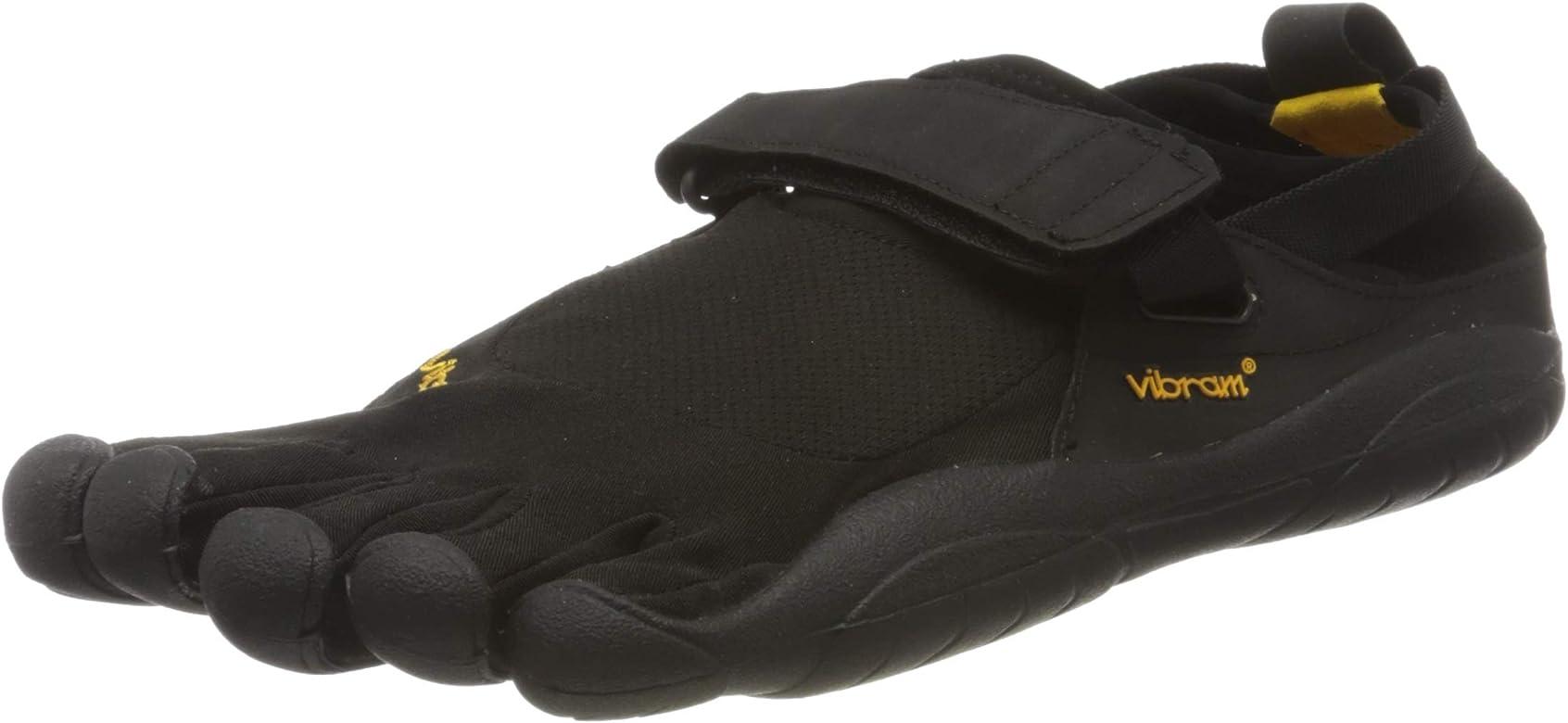 Vibram Five Fingers Kso - Zapatillas con dedos para hombre, Negro, 40 EU: Amazon.es: Zapatos y complementos