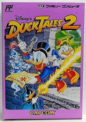 Disney's DuckTales 2, Famicom (Japanese NES Import) by Capcom
