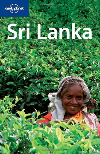 Lonely Planet Sri Lanka (Country Guide)
