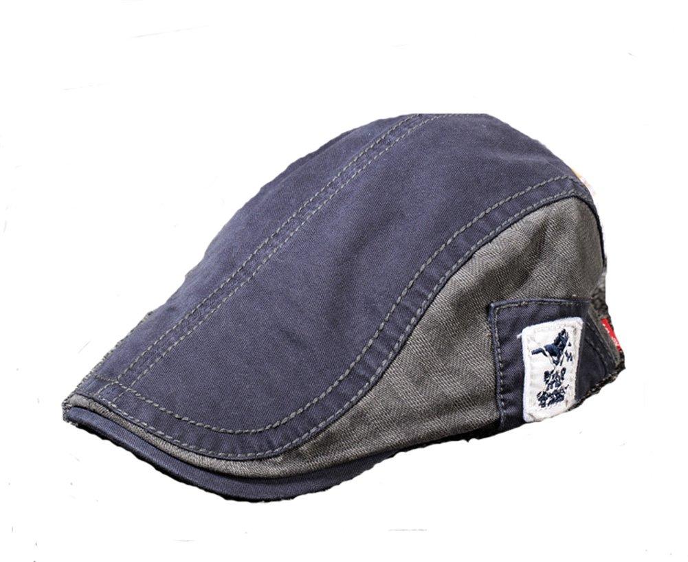 Apoyo familiar sintética noticiero prósperamente, pre-curved lvy irlandeses autoalimentación sombrero, sombrero del conductor, podálica, sombrero del Golf: ...