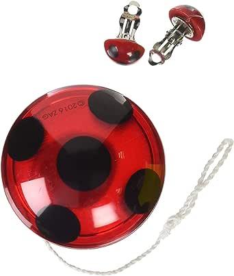 Miraculous Ladybug - Set YO-YO y las pendientes