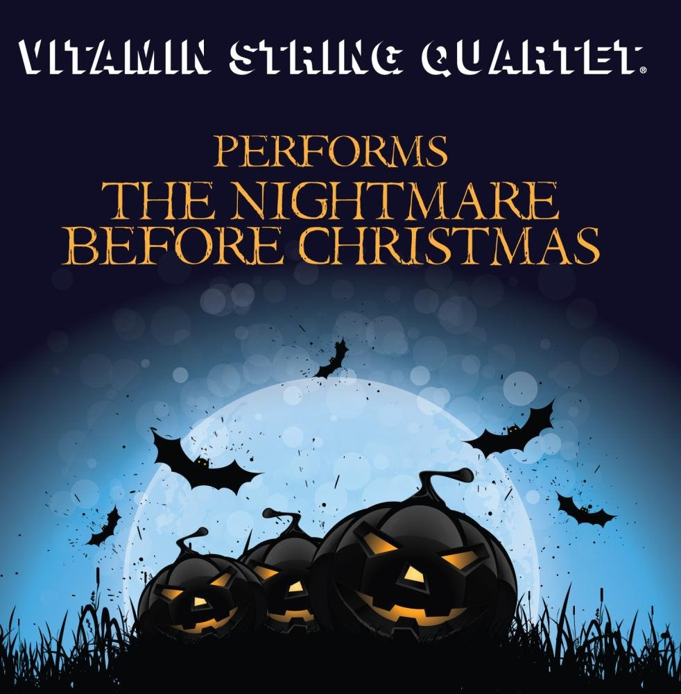 Vitamin String Quartet Performs The Nightmare Before Christmas by Vitamin Records