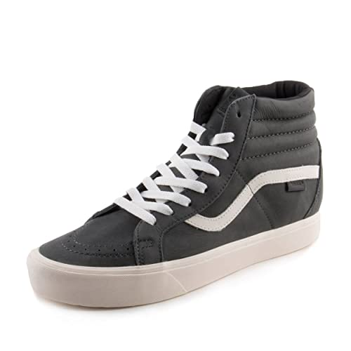 80e1a95ce9a4 Amazon.com   Vans Mens SK8-HI Reissue Li Horween Peat Leather ...