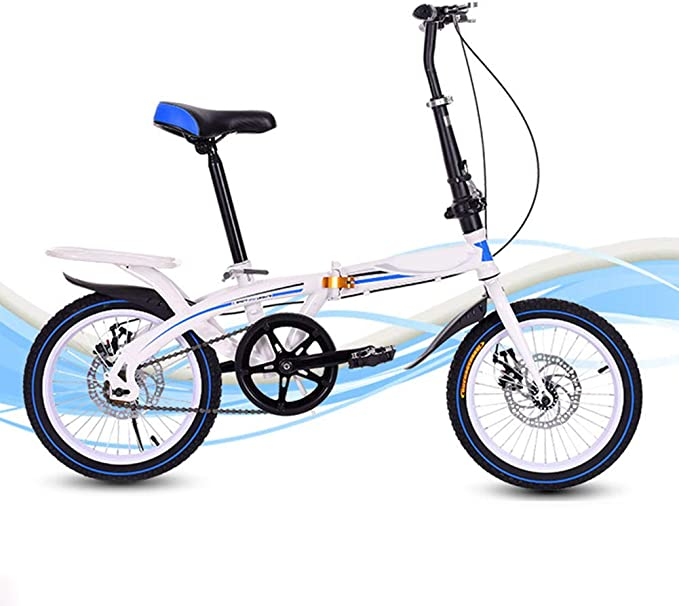 SYCHONG 6 Pulgadas Bicicleta Plegable, De Conducción Mini ...
