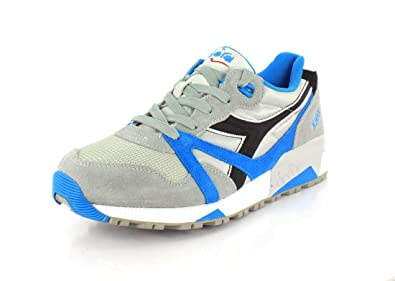 separation shoes d5297 8df3a Image Unavailable. Image not available for. Colour  Diadora Unisex N9000  NYL Blue Angel ...