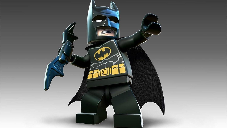 Lego Batman noche llavero eposgear/etiqueta de la bolsa ...
