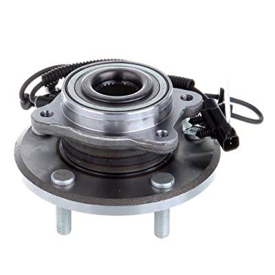 FEIPARTS Wheel Hubs 513273 fit for 2008-2014 Chrysler Town & Country 2008-2014 Dodge Grand Caravan Bearing Assembly: Automotive