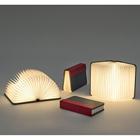 Exceptional Mini Open Book Lamp   Rechargeable And LED Portable Lamp  MNBKLP001