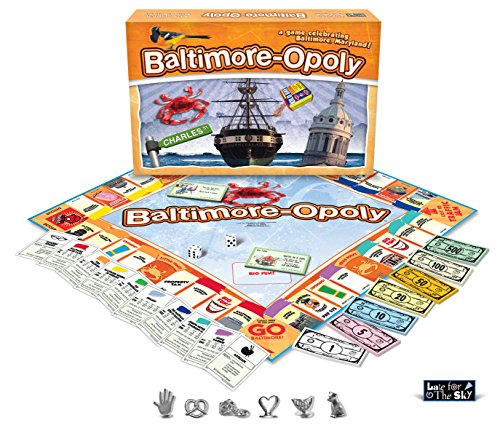 Baltimore-opoly ()