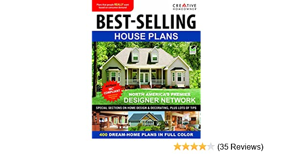 Loweu0027s Best Selling House Plans (Home Plans): Editors Of Creative  Homeowner, Home Plans: 9781580114691: Amazon.com: Books