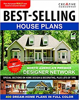 Captivating Loweu0027s Best Selling House Plans (Home Plans): Editors Of Creative  Homeowner, Home Plans: 9781580114691: Amazon.com: Books Nice Design