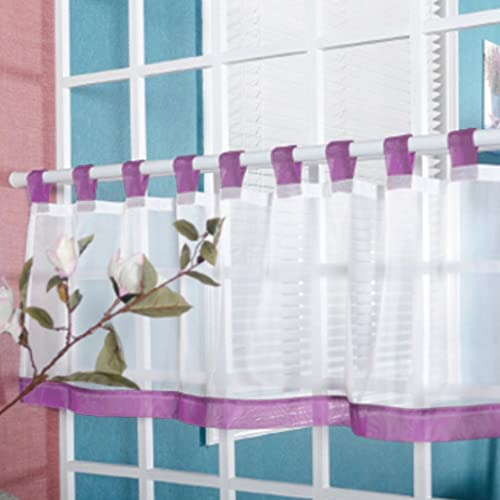 Ready Made Voile Curtains: Amazon.co.uk