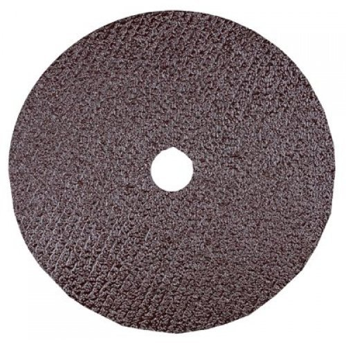 CGW Abrasives Resin Fibre Disc 4-1/2'' DIA, 50 Grit, Aluminum Oxide, 48014 - Lot of 25