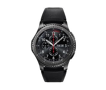 Samsung SM-R760NDAAITV - Gear S3 Frontier , GPS, IP68, Gris / Noir