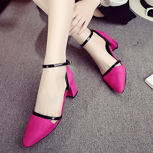 Weibliche Sommersandalen High Heels Büro & Karriere Kleid Party & Abend