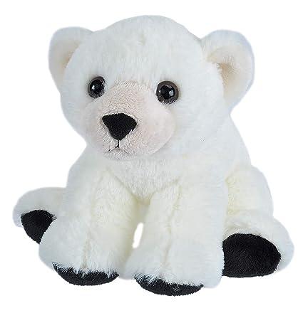 302d8f199243 Amazon.com  Wild Republic Polar Bear Baby Plush