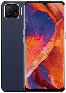 Oppo A73 Dual SIM Mobile - 6.44 Inch, 128 GB, 6 GB RAM, 4G LTE - Navy Blue